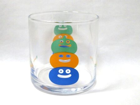 ZAK ドラゴンクエスト スライムタワー グラス