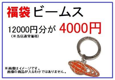 福袋 ビームス 12000円分が4000円