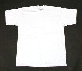 PRO 5 プロファイブ プレーン Tシャツ 【ホワイト】