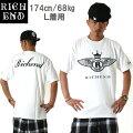 RICHEND/リッチエンドTシャツ【STRUGGLE】ブラックxレッドxホワイト