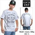 RICHEND/リッチエンドTシャツ【HYBRID/ハイブリッド】