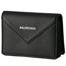 バレンシアガ BALENCIAGA 2019年秋冬新作 PAPIER ペーパー カードケース 名刺入れ ブラック 505238 DLQ0N 1000