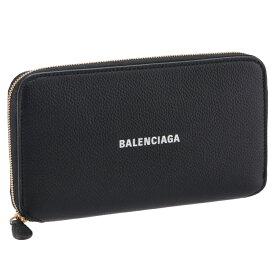 バレンシアガ BALENCIAGA 2020年秋冬新作 財布 長財布 ラウンドジップ ブラック 594290 1IZIM 1090