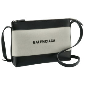 バレンシアガ BALENCIAGA ショルダーバッグ ロゴ キャンバス クロスボディバッグ ホワイト 639497 2HH2N 9260