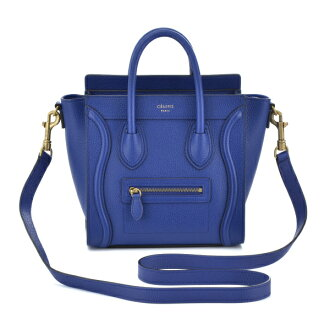 셀린느 CELINE NANO LUGGAGE 2 WAY 핸드백 16824 3 DRU 07 IN