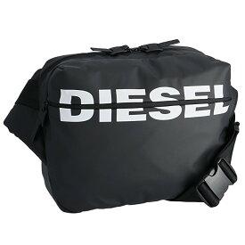 ディーゼル DIESEL ボディバッグ ベルトバッグ メンズ ウエストバッグ ブラック X05476 P1705 T8013