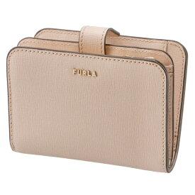 フルラ FURLA 財布 二つ折り BABYLON S バビロン ジップアラウンドウォレット ベージュ系 PCY0UNO B30000 B4L00