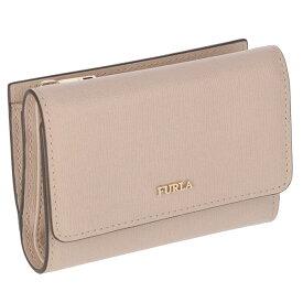 フルラ FURLA 財布 三つ折り ミニ財布 バビロン BABYLON ベージュ系 PR76 B30 TUK