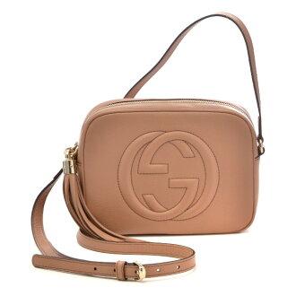 3ec9cbdecb86 amazingcircus: Soho shoulder bag beige system 308364 A7M0G 2754 in winter  latest the Gucci GUCCI autumn of 2017 | Rakuten Global Market