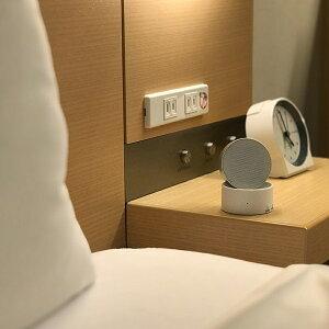 ホワイトノイズマシン充電式【リアルホワイトノイズ】遮音効果睡眠快眠安眠集中力アップにも!BluetoothスピーカーLectroFanmicro(レクトロファンマイクロ)「日本正規品」ホワイトノイズ防音遮音グッズ安眠グッズ