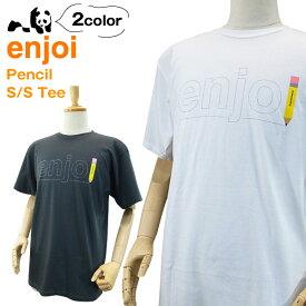 エンジョイ ペンシル S/S Tシャツ スケート スケーターウエアー (enjoi PENCIL S/S Tee)