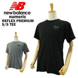 ニューバランス リフレックス プレミアム S/S Tシャツ ヌメリック スケート スケーター (NEW BALANCE REFLEX PREMIUM S/S TEE NUMERIC)
