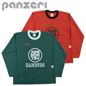 パンゼリ リンガーネックロンT AMTV (Panzeri パンツェリ) Made in イタリア 【あす楽対応】【楽ギフ_包装】【あす楽_土曜営業】