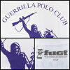 The fact guerrilla polo club purple last: Small size (Fuct GUERILLA POLO CLUB)