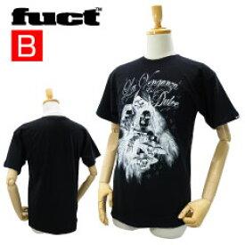 [訳あり☆B品] ファクト リベンジ イズ スイート Tシャツ ブラック size M (Fuct REVENGE IS SWEET Tee)【あす楽対応】【楽ギフ_包装】【あす楽_土曜営業】