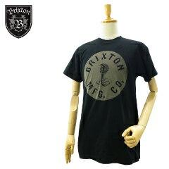 ブリクストン アドラー プレミアム フィット Tシャツ ブラック (Brixton ADLER PREMIUM FIT TEE) 【あす楽対応】【楽ギフ_包装】【あす楽_土曜営業】