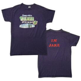 Vintage Tee 80's クルーネックTシャツ size L 【あす楽対応】【楽ギフ_包装】【あす楽_土曜営業】【古着】【海外直輸入USED品】