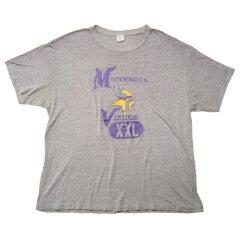 Vintage Tee 80's チャンピオン (champion) クルーネックTシャツ size XL【あす楽対応】【楽ギフ_包装】【あす楽_土曜営業】【古着】【海外直輸入USED品】