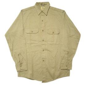 VINTAGE ワークシャツ BIG-DAD 50's size 14 1/2 海外直輸入USED品 【あす楽対応】【楽ギフ_包装】【あす楽_土曜営業】【古着】【海外直輸入USED品】