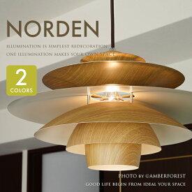 送料無料 【Norden】 ペンダントライト 北欧系 インテリア モダン インターフォルム 照明器具 ビンテージ カフェ インテリア リビング 5畳 6畳