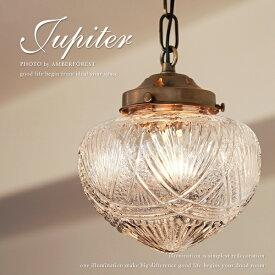ペンダントライト ■JUPITER | FC-952 SET■ 複雑なカットガラスが目を惹く クラシックなインテリア照明 【amor collection】