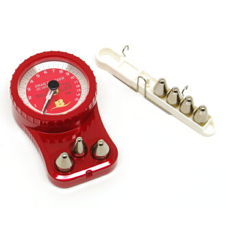 Drag Checker 15 kg model DC-1015 Bouz Production bouz production jigging reel drag