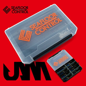 JAM HOOK CASE << SEAFLOOR CONTROL >> slow jigging