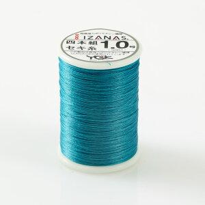 YGK よつあみ IZANAS イザナス セキ糸 四本組.8号、1.0号、1.2号 ブルー ダイニーマ 超高強力ポリエチレン繊維 ジギング アシストフック せき糸