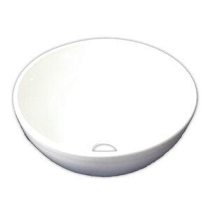 【送料無料】白陶器製デザイン丸型手洗器小型洗面台洗面器ボウル Ambest SL35A0 オーバーフロー無し 洗面ボール 手洗い鉢 洗面ボウル 洗面化粧台 洗面シンク 洗面台 リフォーム 和風 洋風 お洒