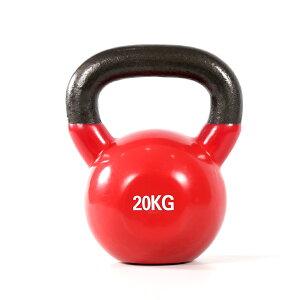 【送料無料】Absport(エービースポーツ) ケトルベルダンベル 20KG 鋳鉄製 コーティング材 Absport Z91604 Absport トレーニング フィットネス|ジム|クラブ