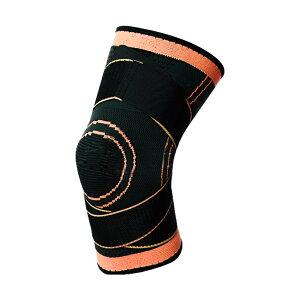 【送料無料】膝サポーター固定膝痛加圧ベルト一枚入り通気伸縮男女左右兼用M Ambest RS1082 男女兼用 関節靭帯 トレーニング 高齢者 ヘルスグッズ 薄手 膝関節 靭帯 保護 怪我防止ランニング