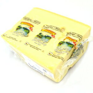 【チーズフォンデュにはこれ!】スイス産 エメンタールブロック 業務用サイズ! 約4kg(不定貫4120円[税抜]/kgで再計算)