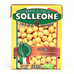 ソルレオーネ チェーチ(ひよこ豆)380gx16パック