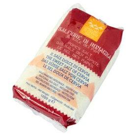 【ローマ法王に献上された塩!】サーレ・ディ・チェルビア サルフィオーレ (中粗粒) 1kg