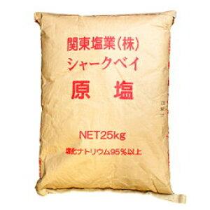 シャークベイ 原塩 25kg