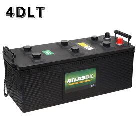 【 ポイント5倍 2020/3/21 20時〜2020/3/28 2時 】 アトラス ATLAS 4DLT 耕うん機 フォード トラクター 用 バッテリー 4DTL 車 送料無料