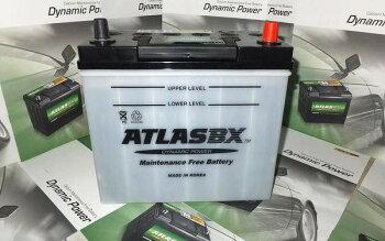 アトラスATLAS自動車バッテリー60B24L写真