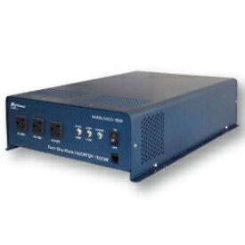 メルテック 大自工業 SXCD-1500 正弦波インバーター 12V 定格出力 1500W 送料無料