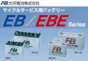 EBE-65-L 【L型端子(ボルト型)】 古河 シールド(密閉型)ディープ サイクルバッテリー