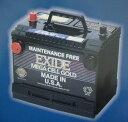 送料無料 EXD-EX86 エキサイド 自動車 用 バッテリー 2年保証 EXIDE Mega Cellシリーズ(米国車用) 車