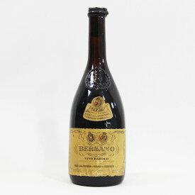 【1967年】バローロ ベルサーノ Barolo Bersano イタリア ピエモンテ州 赤ワイン 750ml