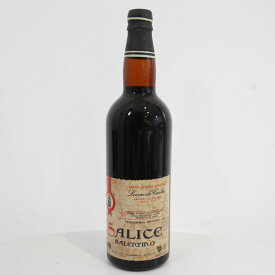 【1966年】サリーチェ サレンティーノ レオーネ デ カストリス Salice Salentino Lenone de Castris イタリア プーリア 赤ワイン 750ml