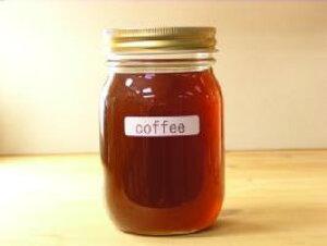 微かな酸味が特徴メープルシロップのようなコーヒーはちみつ500g入り蜂蜜 ハチミツ はちみつ 瓶詰 ハニー