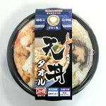 タオルどんぶり:天丼