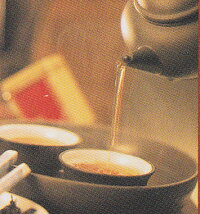 お茶イメージ