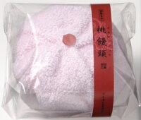 タオルヤムチャ飲茶:桃饅頭