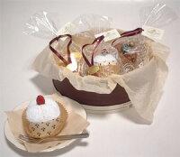 タオルケーキ:プチケーキ3個セット