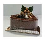 クリスマスタオルケーキ:チョコノエル