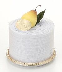 日本製タオルマフラーケーキ:トルマリン加工