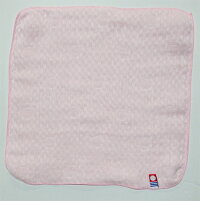 今治日本製ガーゼハンカチ:ピンク